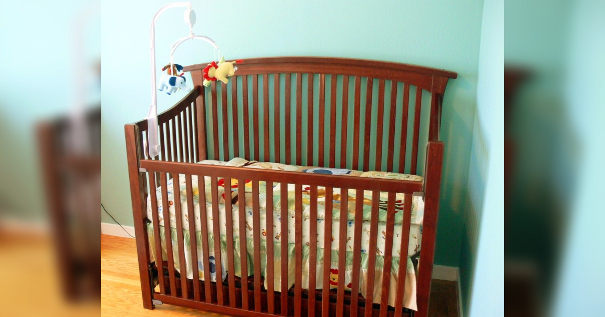 Mom Shares 50 Brilliant Ways To Repurpose Your Baby S Old Crib