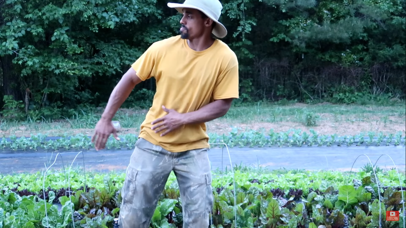 farmers shows dance moves