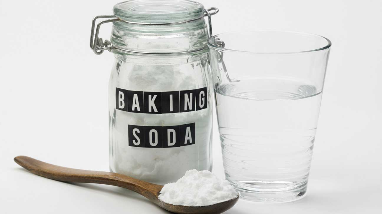 Baking Soda-Water