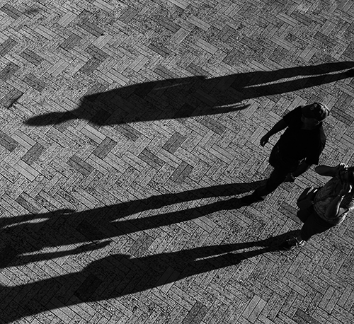 3 shadowy images